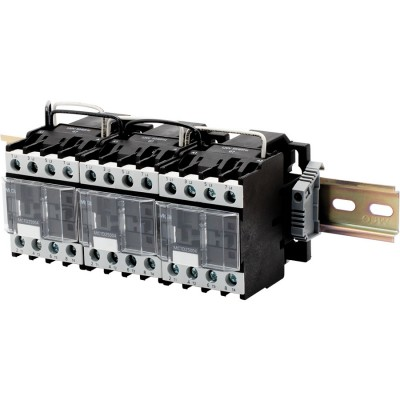Electrically Held/Open Lighting Contactor