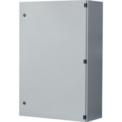 R Series NEMA 4-12 Metal Enclosure with Hinged Cover