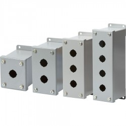 22MM Push Button NEMA 4-12 Enclosures