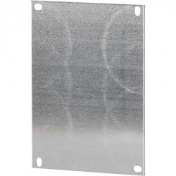 Aluminum Enclosure Back Plate