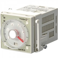 DIN Mounted Multi-Function Timer