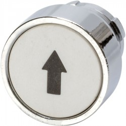 Flush Button With Arrow
