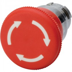 Mushroom Head Button