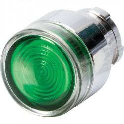 Illuminated Flush Button