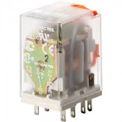 8 Blade Plug In Relay