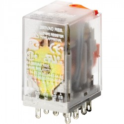 14 Blade Plug In Relay