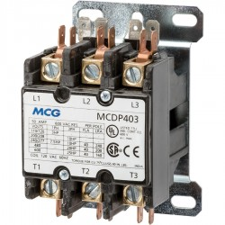 3 Pole Definite Purpose Contactor