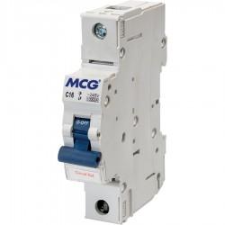 Single Pole DIN Mount Circuit Breaker