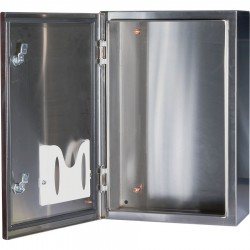 R-SS Series NEMA 4x Stainless Steel Enclosure