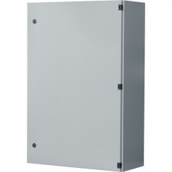 R Series NEMA 4-12 Metal Enclosure with Hinged Cover