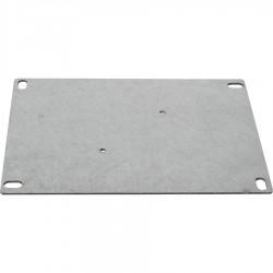 Steel Enclosure Back Plate