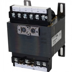 Fused Secondary Primary Voltage Step Down Transformer